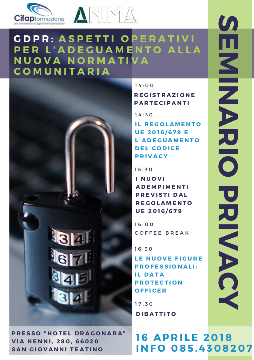 Seminario Privacy - K-Solution